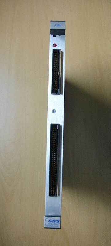 Sbs Interface Board Vme-2232-24 , 9000-30-011
