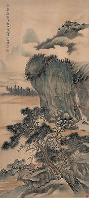 Chinese Painting Attr. to Wang Fu (Mengduan) 1362-1416 王绂