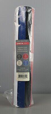 Oracal 651 Adhesive Vinyl 4 Rolls 15 X 12 15 Inch By 12 Feet Gs W