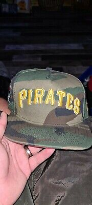 New Era Pirates Snapback Camo