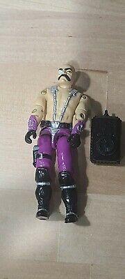 GI Joe ARAH Dr. Mindbender Original Authentic Figure