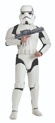 Rubies Kostüm * Star Wars * 3888572 - Stormtrooper Deluxe * Adult * Disney