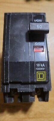 Square D Qo250 50 A Miniature Circuit Breaker