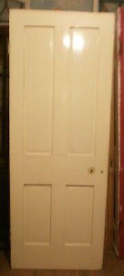 4 panel interior door 77 1/4