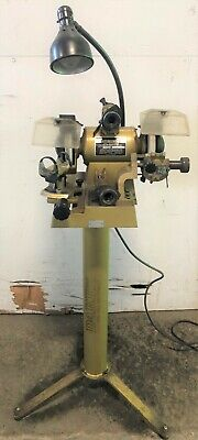 Darex Drill Sharpener M5 116 - 34 Capacity Pedestal 1 Phase Nice 30989