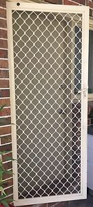 Aluminium Security Screen Door Kings Langley Blacktown Area Preview