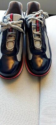 Platform America cup prada shoes men 9.5