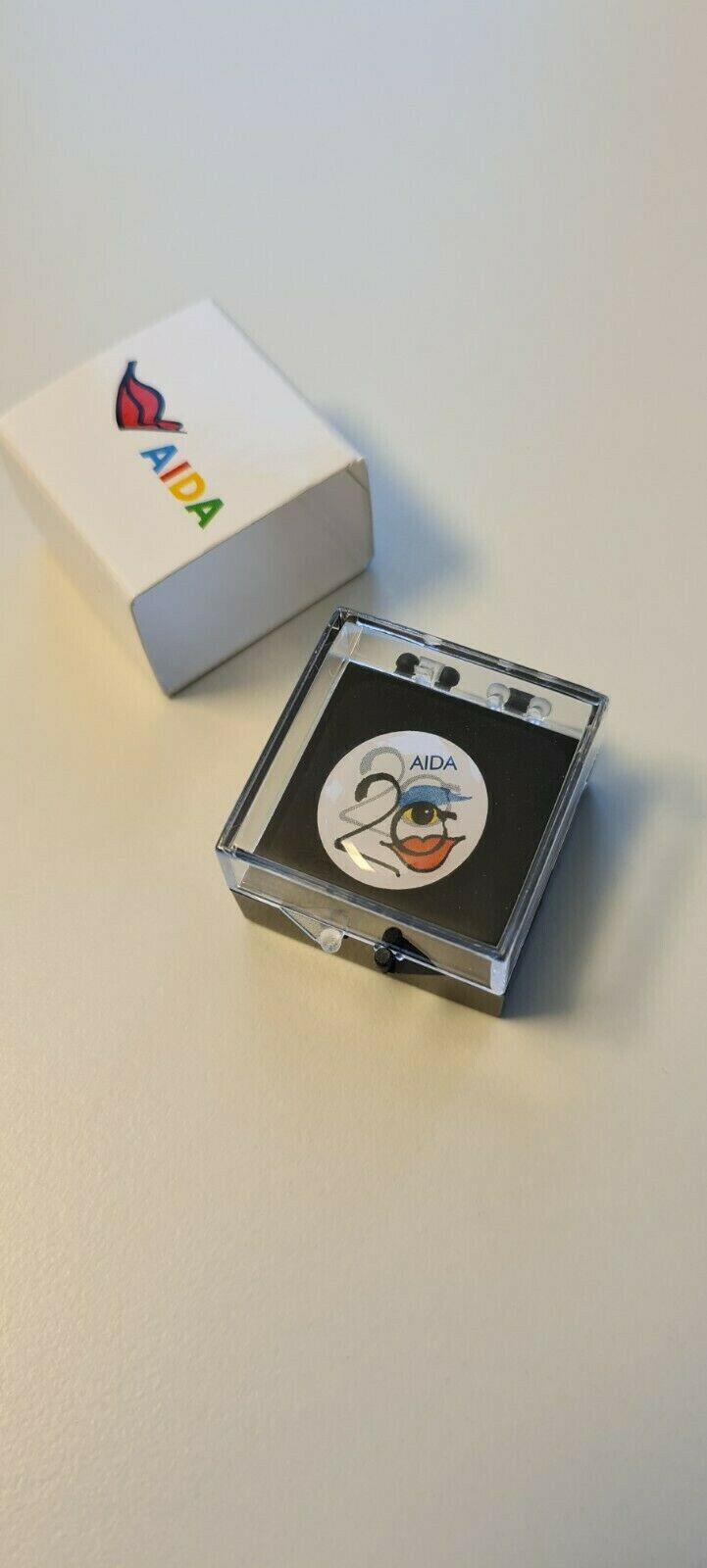 AIDA Pin 2020 NEU in Geschenkbox