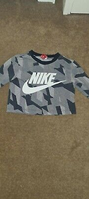 Nike Ladies cropped top Size xs