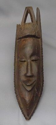 Lovely Mask African Wooden Exotic (7)