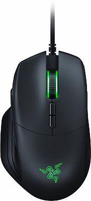 Razer - Basilisk Wired Optical Gaming Mouse with Chroma Lighting - Black
