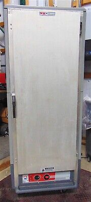 Metro Food Holding Warming Cabinet 3 Series Model C539-hfs-u-gy Works Good S3962