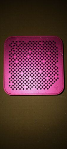 Jlab Crasher Mini Splashproof Portable Bluetooth Speaker Pink- SBMINIRpin4 - $5.00