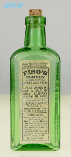 PRISTINE green PISO