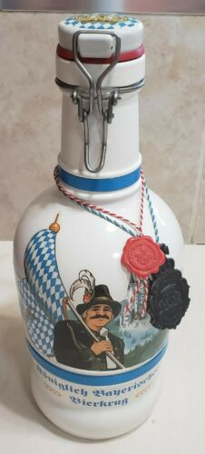 German Beer Growler - German Breweriana - Liquidation item