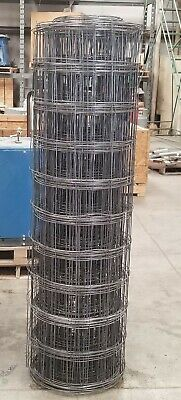 Welded Wire Mesh Roll 10ga 7ft X 150ft Concrete Structures Gardening Fencing