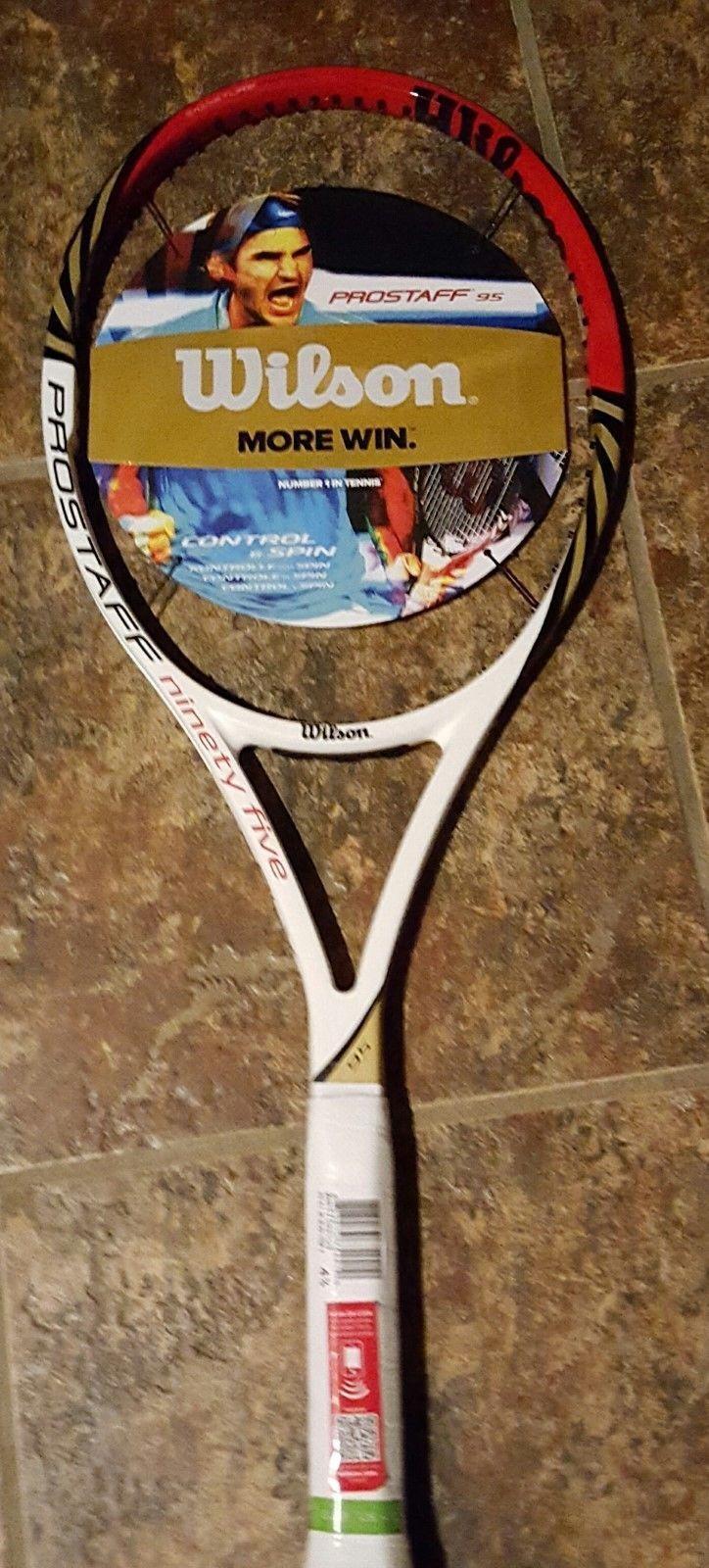 New Wilson Pro Staff ninety five BLX Racquet PS 6.1 BLX2 Roger Federer 16X19 95