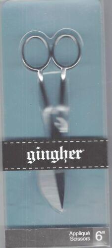 """Gingher Applique Scissors 6"""""""