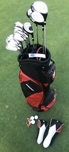 Golf Clubs RH Men's BROSNAN used once