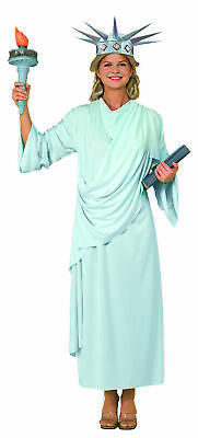 MISS LIBERTY DELUXE ADULT COSTUME STANDARD