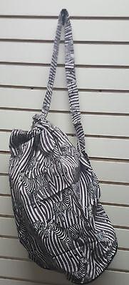 - Unisex Zebra Woven Tapestry Backpack shoulder Bag/Purse/HippieHippy Boho BAG23TE
