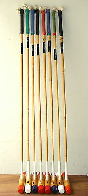 "2 Sticks + 2 Balls | Practice Beginner's Polo Mallets | 48"" - 54"" 