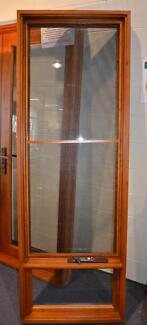 RED CEDAR TIMBER AWNING WINDOW 730W X 2100H, READY TO FIT, NEW Vineyard Hawkesbury Area Preview