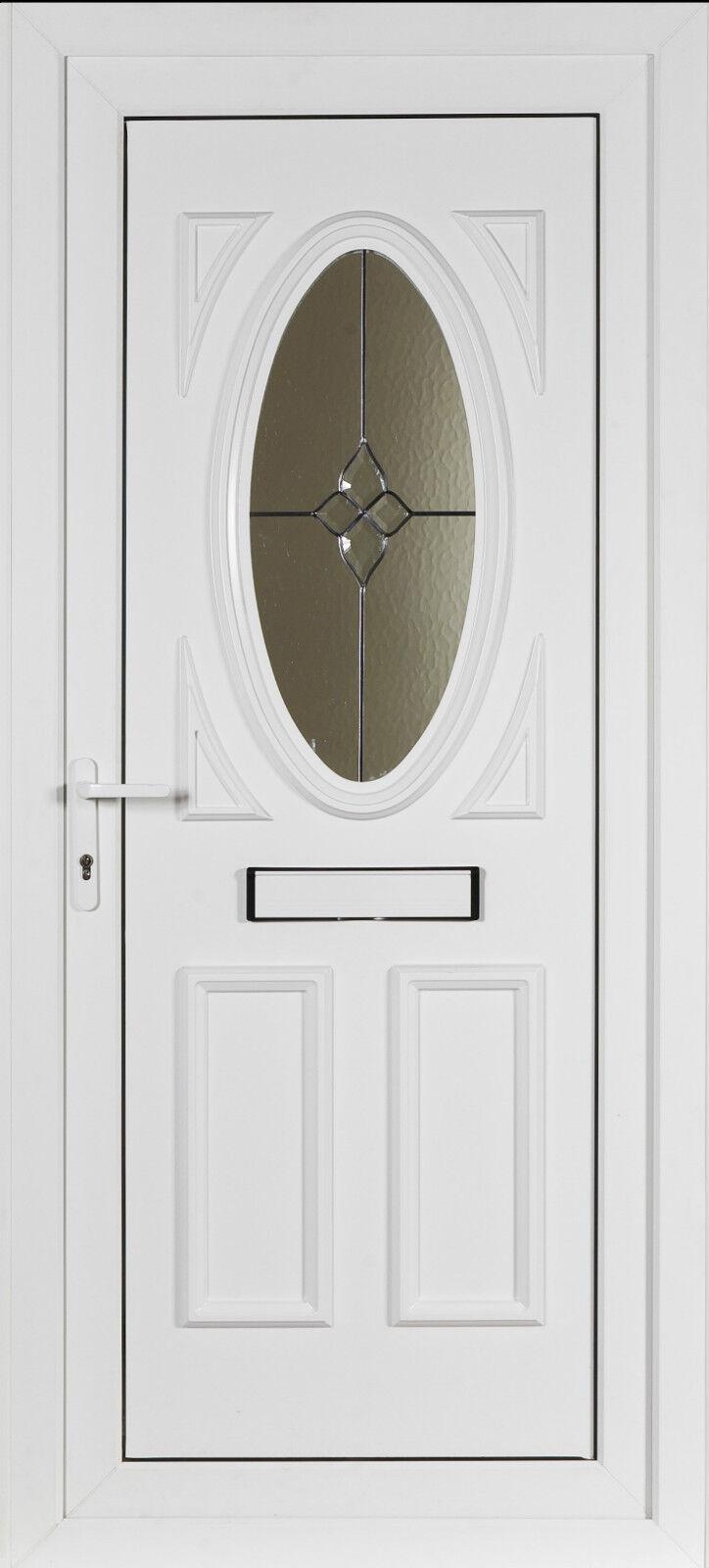 Used Upvc French Doors Sale Part - 34: Upvc Front Door Panels