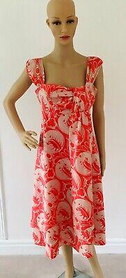 Ladies Hoss Intropia dress size 38 Uk 10