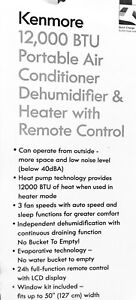 Air conditioner/humidifier/heater