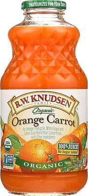 Organic Juice - Orange Carrot (6 - 32 FZ) (Juice Orange Carrot)