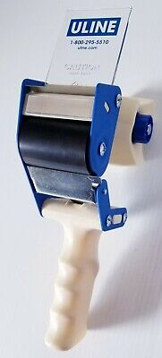 Uline Tape Dispenser H-150 - 2 Side Load Industrial Packing Gun - New