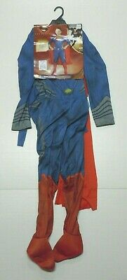 Superman Costume For Boys (Rubie's Boys' Superman Large 12-14 Halloween Costume NEW DC)