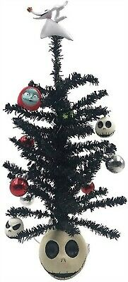 Nightmare Before Christmas 15-Inch Light Up Decorated Christmas Tree