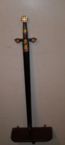 """FREE SHIPPING ! , 33"""" MEDIEVAL KNIGHT"""