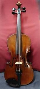 4/4 E Martin Sachsen Violin Old Fine Amazing condition Amati Copy Dundas Parramatta Area Preview