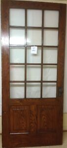 5 antique doors (package deal for all)