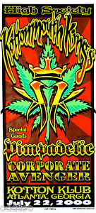 KOTTONMOUTH-KINGS-Orig-Concert-Poster-S-N-Jeff-Wood-PIMPADELIC-High-Society