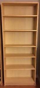 Bookcase in excellent condition.