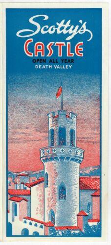CA 1930s Scotty