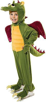 Little Dragon Drachen Kinderkostüm NEU - Mädchen Karneval Fasching Verkleidung K ()