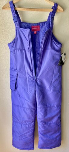 London Fog Purple Snowsuit Size Medium 10/12. New With Tags.
