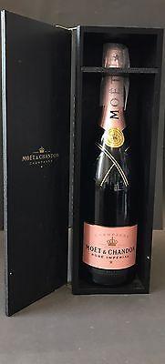 Moet & Chandon Rose Imperial 3l Champagner Jeroboam Flasche + Holzkiste 12% Vol.