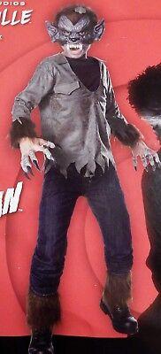 Rubie's Universal Studios Monsterville Wolf Man Boy's Costume M (8-10)](Wolf Boy Costume)