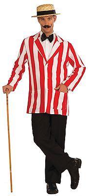 Old Time Boater Jacke, Herren Kostüme - Old Time Kostüm