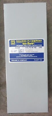 Square D Pfc2001c Power Factor Correction Capacitor