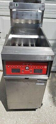 Vulcan Digital With Timer 40-45 Lb Gas Fryer