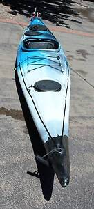 Australis Salamander Sea Kayak 5.2m Bruce Belconnen Area Preview