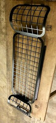 Rear Window Mesh Grilles Protection Land Rover 90 110 Pickup Defender Double