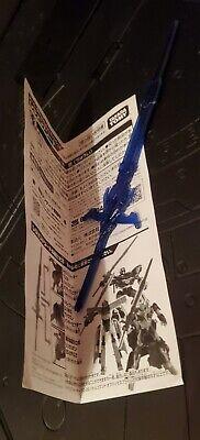 Transformers Age of Extinction Award-Only Optimus Prime Blue Transparent Sword